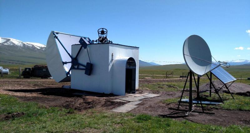 Самый скоростной телескоп в Казахстане готовят к запускув Ассы-Тургеньской обсерватории