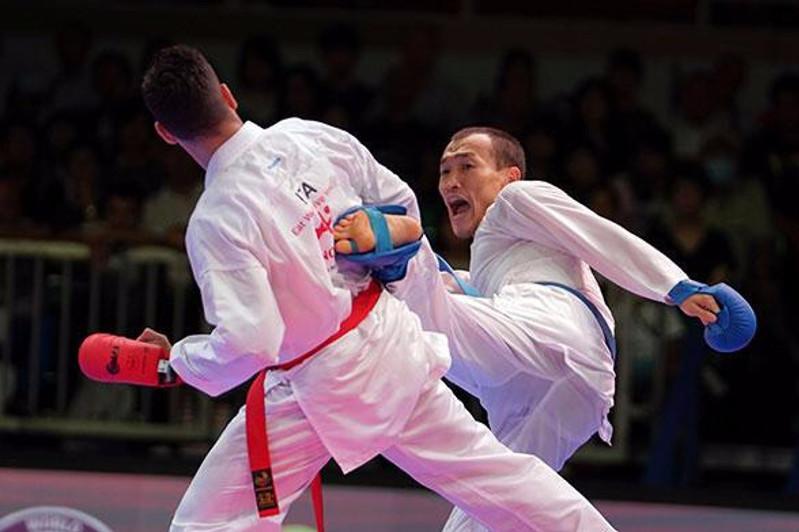 Премьер-лига серии А по каратэ: в активе Казахстана 3 бронзовые медали