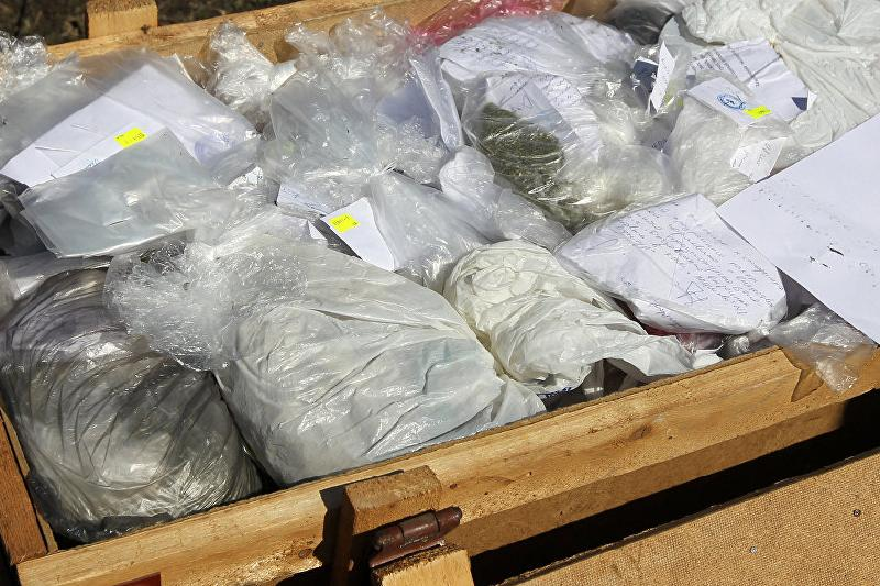 哈萨克斯坦近三月共查获毒品16吨