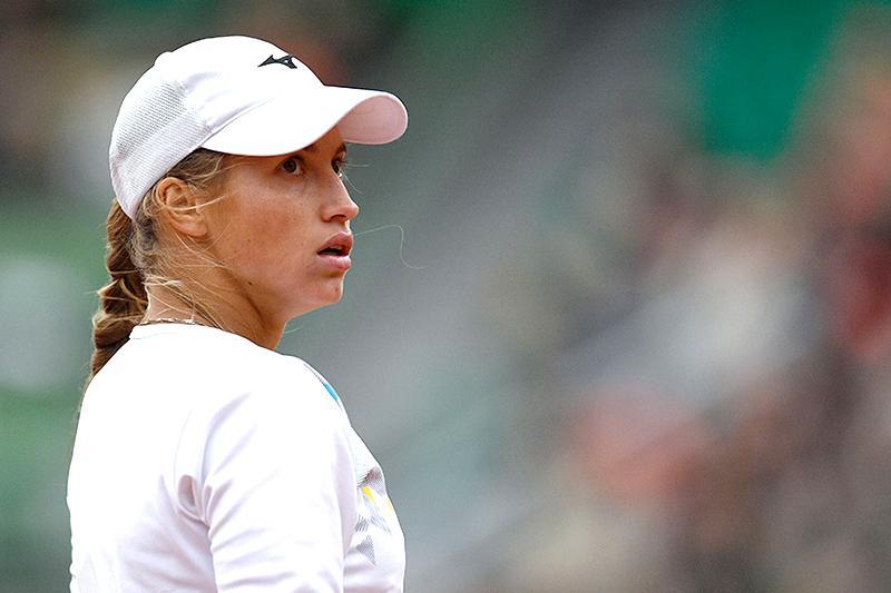 Теннис: Путинцева Ухань турнирінің алғашқы айналымынан аса алмады