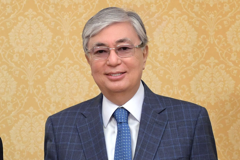President Tokayev arrives in USA
