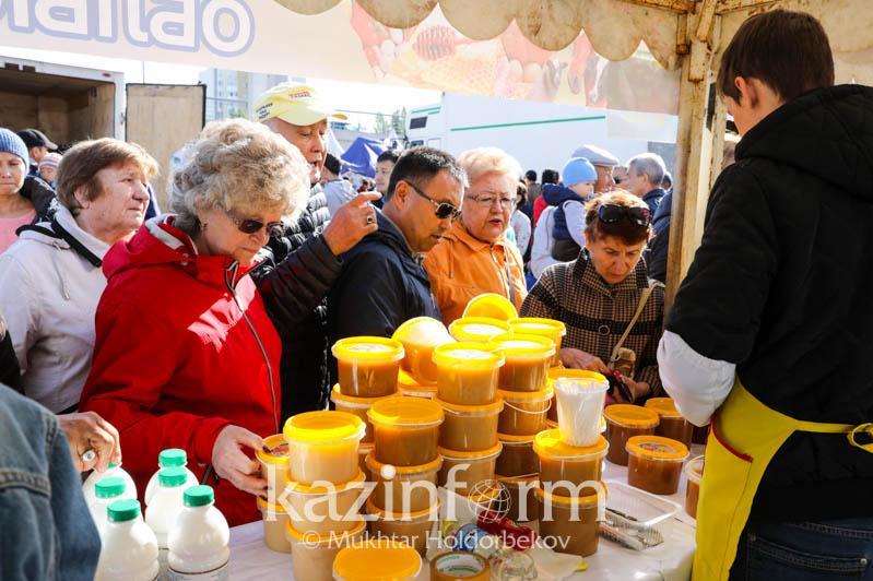 Мед, кумыс, пантопродукция – сельскохозяйственная ярмарка ВКО пройдет в Нур-Султане