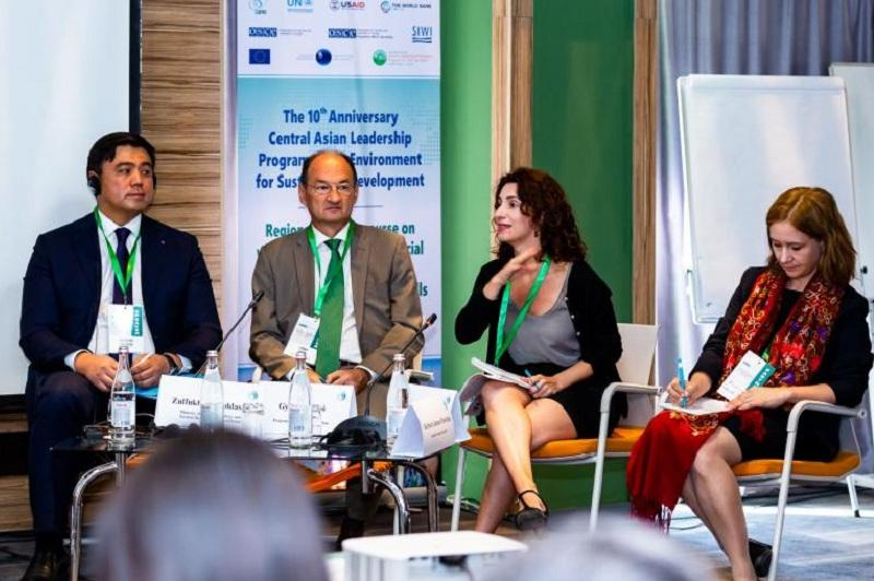 OSCE supports 10th annual Central Asia environmental leadership programme in Kazakhstan