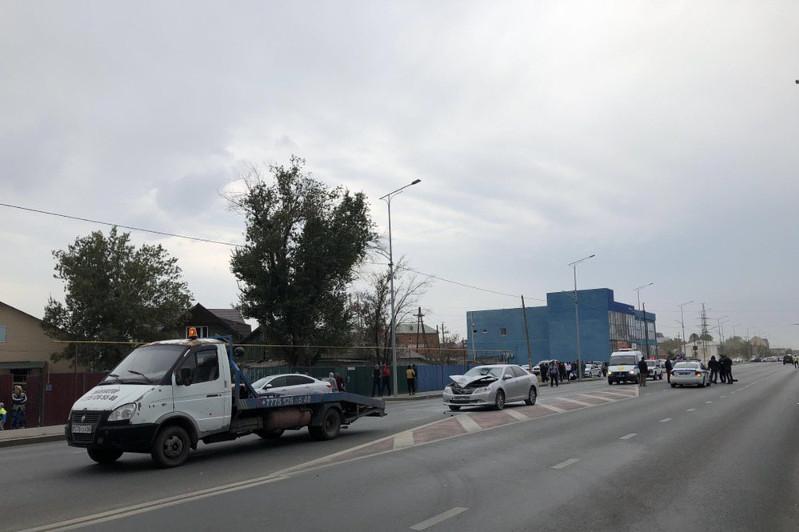 Виновнику резонансного ДТП в Атырау изменена мера содержания под стражей
