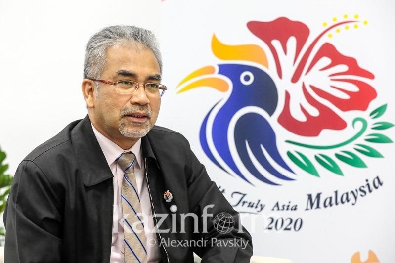 Увеличить количество авиарейсов из Казахстана в Куала-Лумпур планирует малазийская сторона