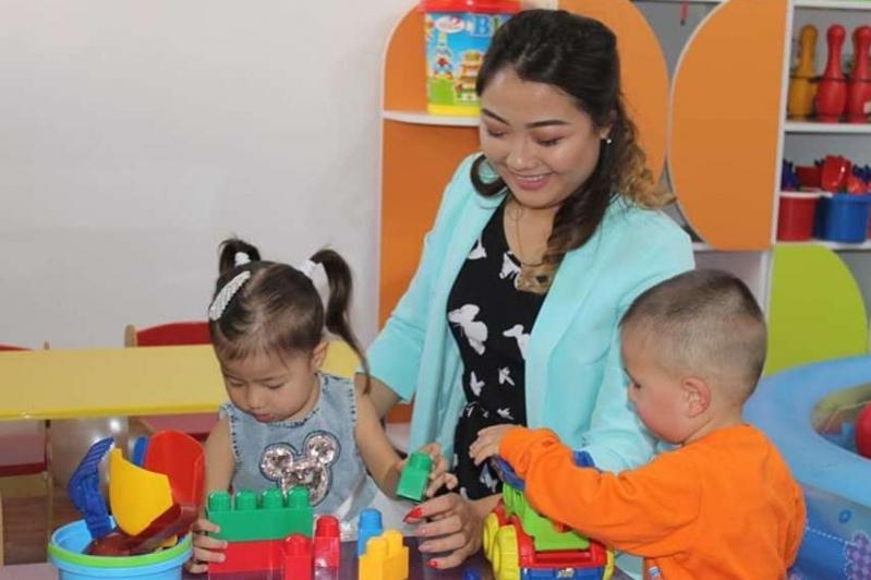 В Балхаше открыли новый детский сад по программе «Балапан»