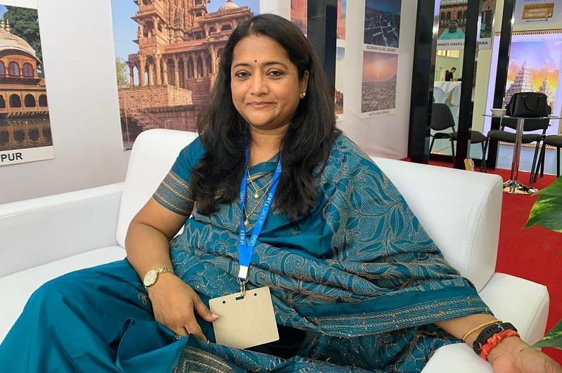 Welcome to Rajasthan, Principal Secretary Sreya Guha