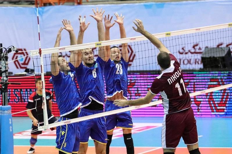 哈萨克斯坦排球队将参加在中国举行的奥运会资格赛