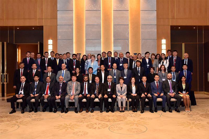 中亚区域经济合作国家协调理事会会议在塔什干举行