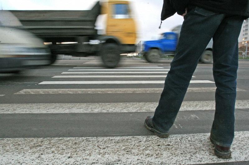 6 млн тенге штрафов заплатили водители, не уступившие дорогу пешеходам в СКО