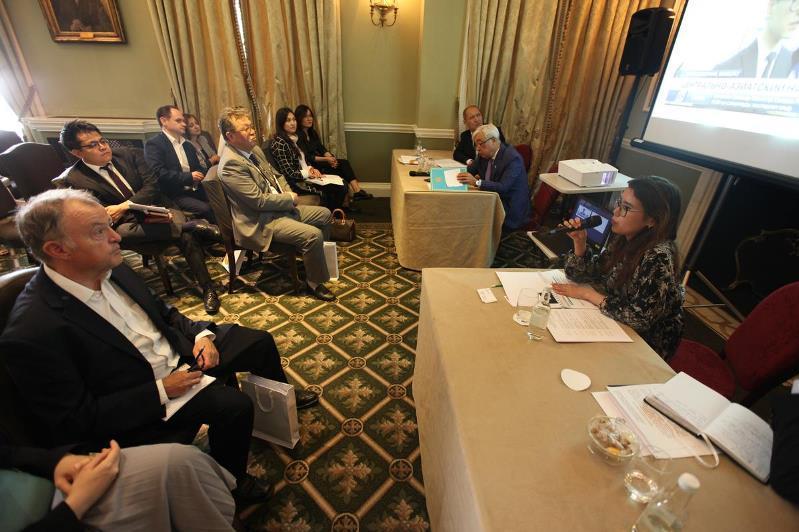Британияда қазақтардың басын біріктірген бизнес-форум өтті