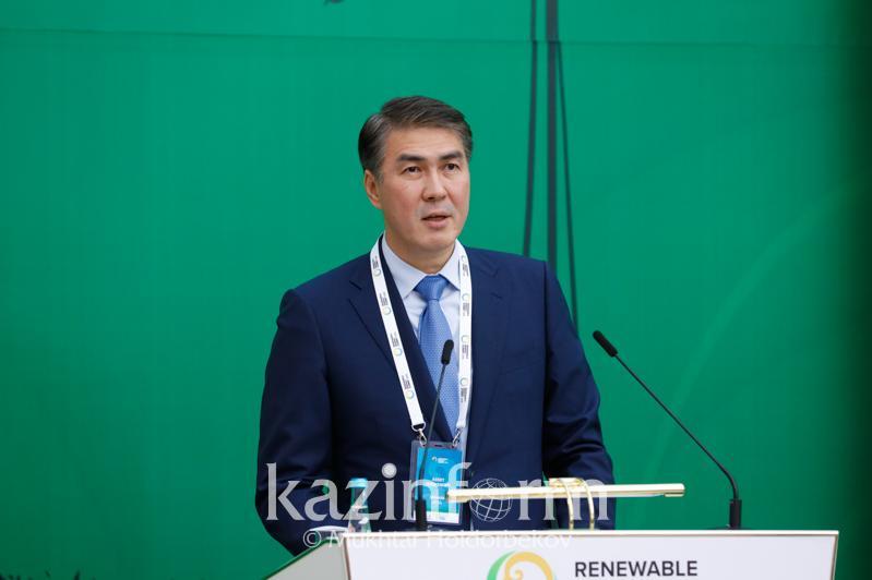 «Зеленый» менталитет должен стать частью национальной культуры - Асет Исекешев
