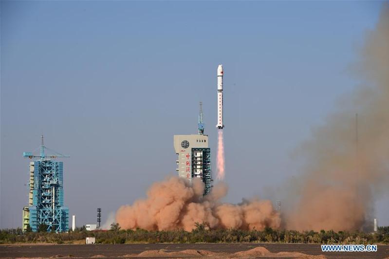 中国成功发射云海一号02星用于空间环境探测