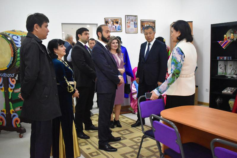 Армения Қазақстанның ұлттық саясатын жоғары бағалайды