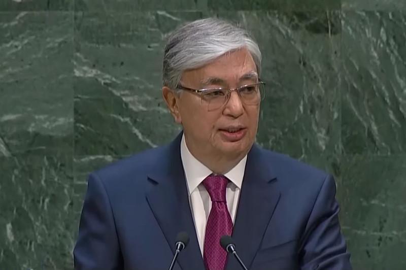 Address by President Kassym-Jomart Tokayev at General Debate of UNGA 74th session