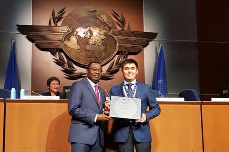 国际民航组织给予哈萨克斯坦航空安全证书