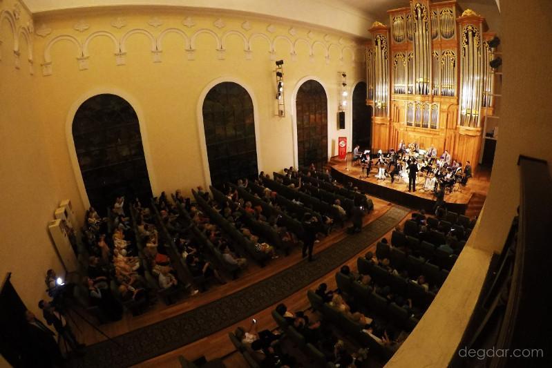 «Qazaqkontsert» ártisteri japon, ózbek áriptesterimen birge Tashkentte óner kórsetti