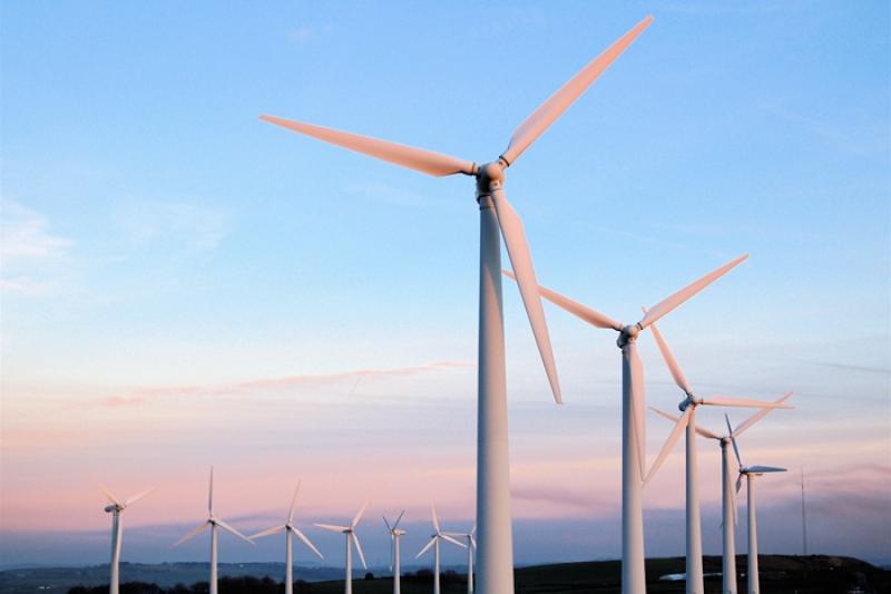 阿克托别州将建造新风力发电厂
