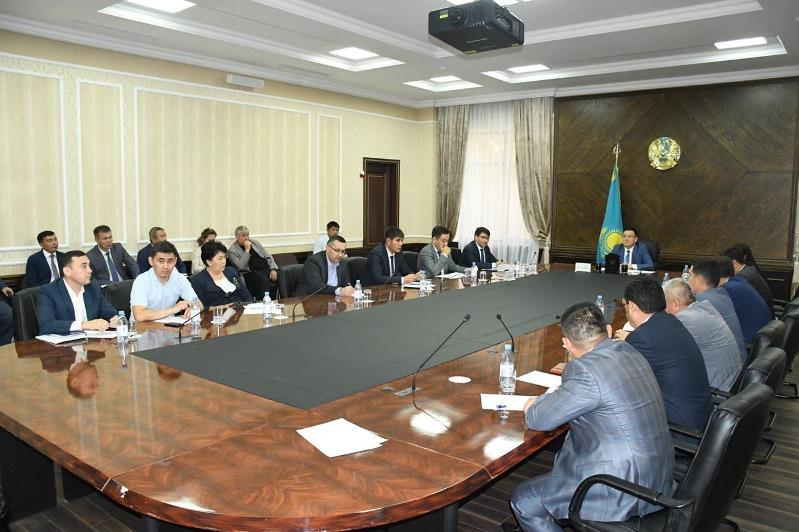 Объем экспорта Туркестанской области вырос на 67%