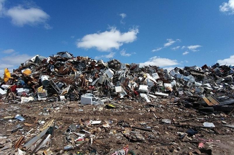 Более 50 стихийных свалок выявлено в Шымкенте