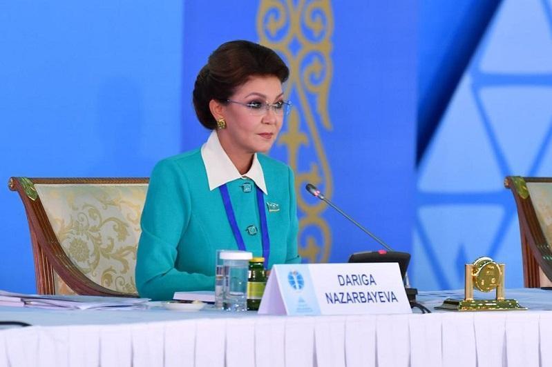 Дарига Назарбаева: Евразийская идея вдохновила политиков Европы и Азии на новую интеграцию