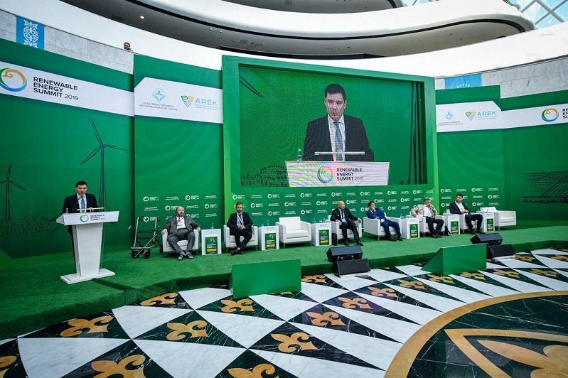 Нацпрограмму развития зеленой экономики предложили принять на III Саммите ВИЭ в Нур-Султане
