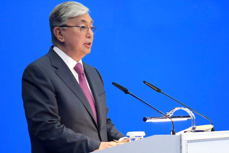 Касым-Жомарт Токаев выступил на политическом Форуме высокого уровня на Генассамблее ООН