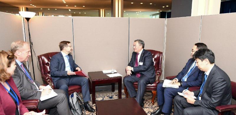 Казахстан продолжит активное участие в деятельности ОБСЕ