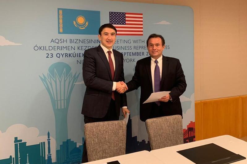 Глава Минэкологии провел ряд встреч с американскими компаниями в США