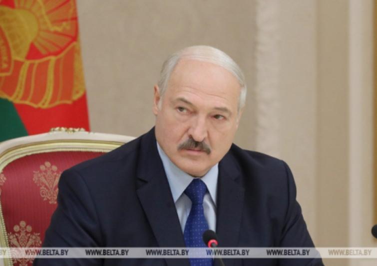 卢卡申科:白俄罗斯不会为了与西方友好而对抗俄罗斯