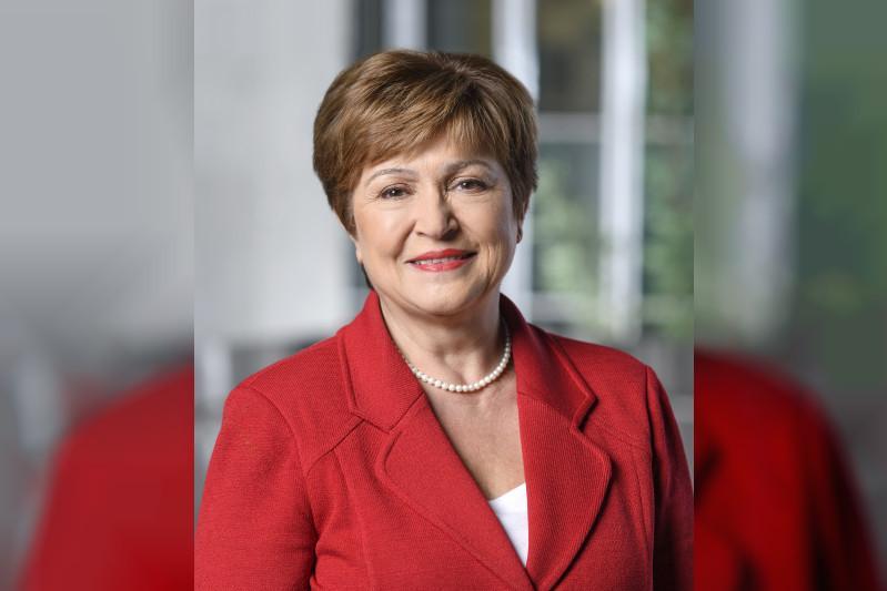 IMF执董会宣布格奥尔基耶娃出任新总裁