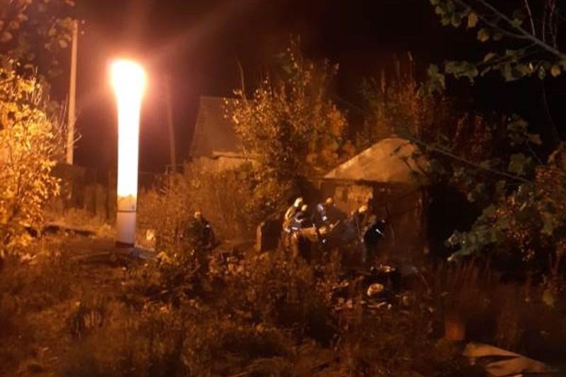 Оралда саяжайдағы өрттен үш адам қаза тапты