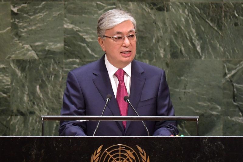 Что предложил Касым-Жомарт Токаев миру на 74-й сессии Генассамблеи ООН