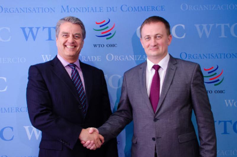 白俄罗斯计划明年6月完成入世谈判