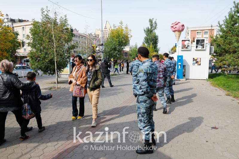 Аружан Саин балаларды митингке алып шықпауды сұрады
