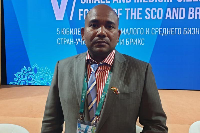 Казахстан создает площадку именно для многостороннего сотрудничества - Маниш Кумар