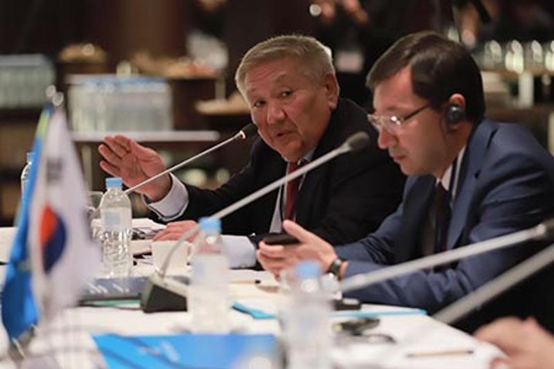 哈萨克斯坦-韩国第二届朝鲜半岛无核化问题论坛在首尔举行