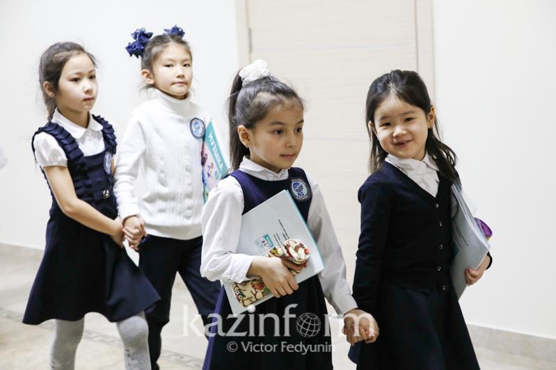 Столичное управление образования продолжает внедрять японский метод воспитания детей