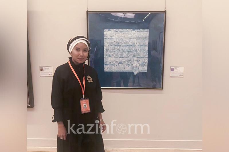 Works of Kazakh artists on display in Beijing