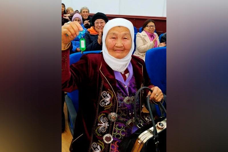 Программа «Нұрлы жер»: около 40 жителей Кокшетау получили ключи от квартир