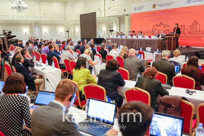 CAC欧洲协调委员会会议在阿拉木图举行