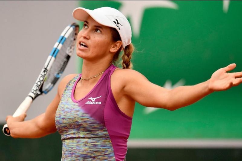 北京网球公开赛:普婷塞娃未能晋级