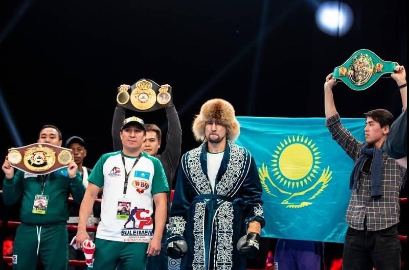 3名哈萨克斯坦职业拳手入围WBA最新排名