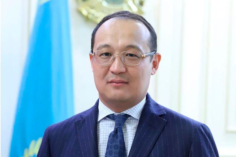 Ербол Еділов жаңа қызметке тағайындалды