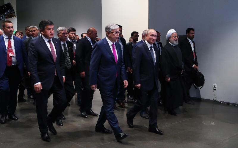 Мемлекет басшысы «Еуразия континентінің транзиттік әлеуеті» форумына қатысты