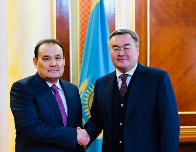 Astanada Túrki keńesiniń 7-sammıtine daıyndyq máseleleri talqylandy