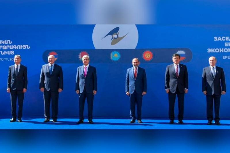ҚР Президенті қатысқан Жоғары Еуразиялық экономикалық кеңестің отырысына видеошолу