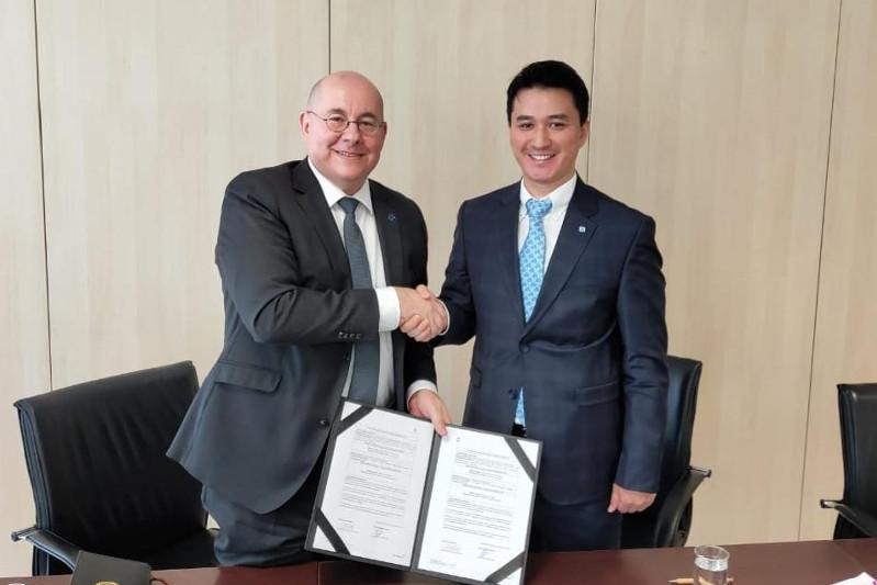 Kazakhstan, Brazil expand opportunities for investment cooperation