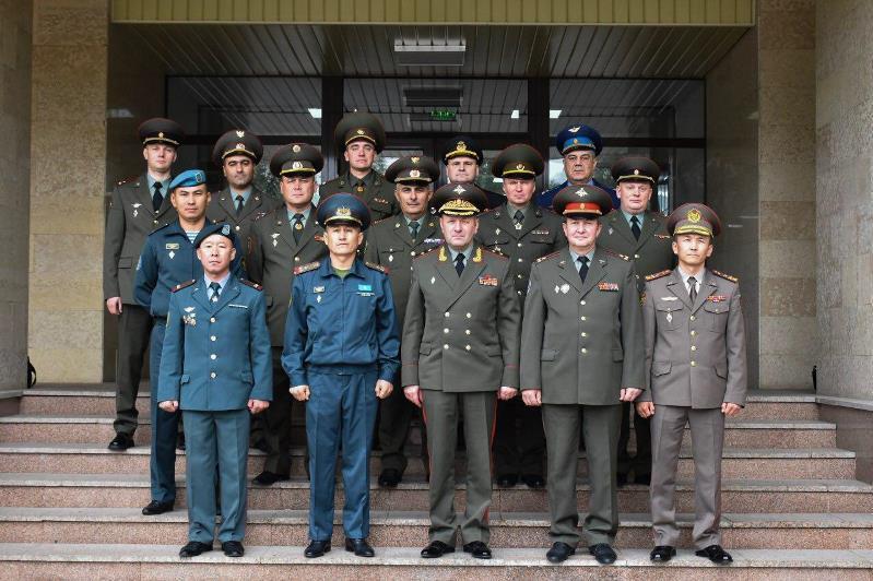 独联体成员国安全问题会议在阿拉木图举行