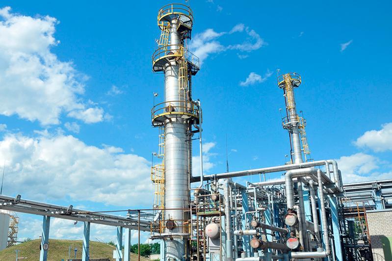 哈萨克斯坦或建天然气加工厂